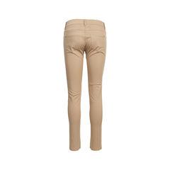 Ermanno scervino charm detail khaki pants 2?1540365195