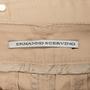 Authentic Second Hand Ermanno Scervino Charm Detail Khaki Pants (PSS-534-00028) - Thumbnail 2