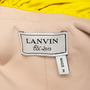 Authentic Second Hand Lanvin Bustier Draped Gown (PSS-534-00016) - Thumbnail 2