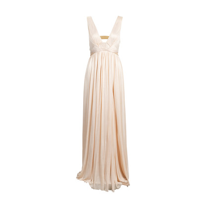 Authentic Second Hand Roberto Cavalli Sequinned Empire Gown (PSS-534-00022)