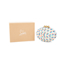 Authentic Pre Owned Christian Louboutin Spike Mina Clutch (PSS-534-00006) - Thumbnail 7