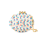 Authentic Pre Owned Christian Louboutin Spike Mina Clutch (PSS-534-00006) - Thumbnail 1