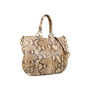 Authentic Pre Owned Bally Python Satchel Bag (PSS-534-00005) - Thumbnail 1