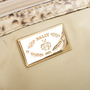 Authentic Pre Owned Bally Python Satchel Bag (PSS-534-00005) - Thumbnail 5