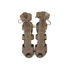 Corfu Lace Up Sandals
