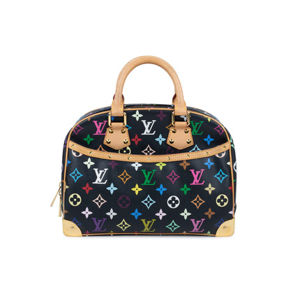 Authentic Pre Owned Louis Vuitton Multicolore Trouville Bag (PSS-552-00033)