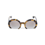 Authentic Second Hand Miu Miu Rasoir Cutoff Sunglasses (PSS-552-00040) - Thumbnail 4