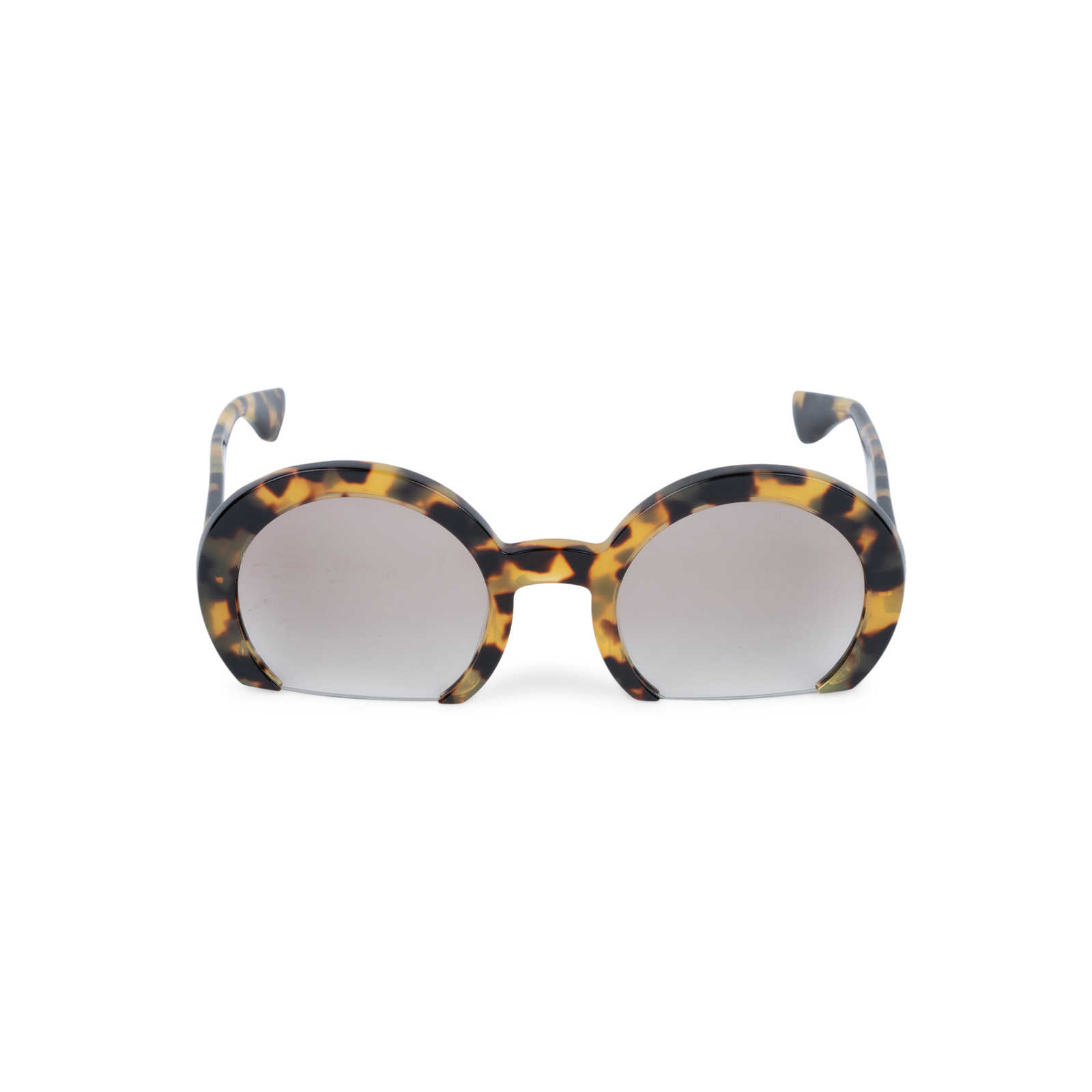 da5f2aae0476 ... Authentic Second Hand Miu Miu Rasoir Cutoff Sunglasses (PSS-552-00040)  ...