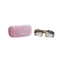 Authentic Second Hand Miu Miu Rasoir Cutoff Sunglasses (PSS-552-00040) - Thumbnail 7