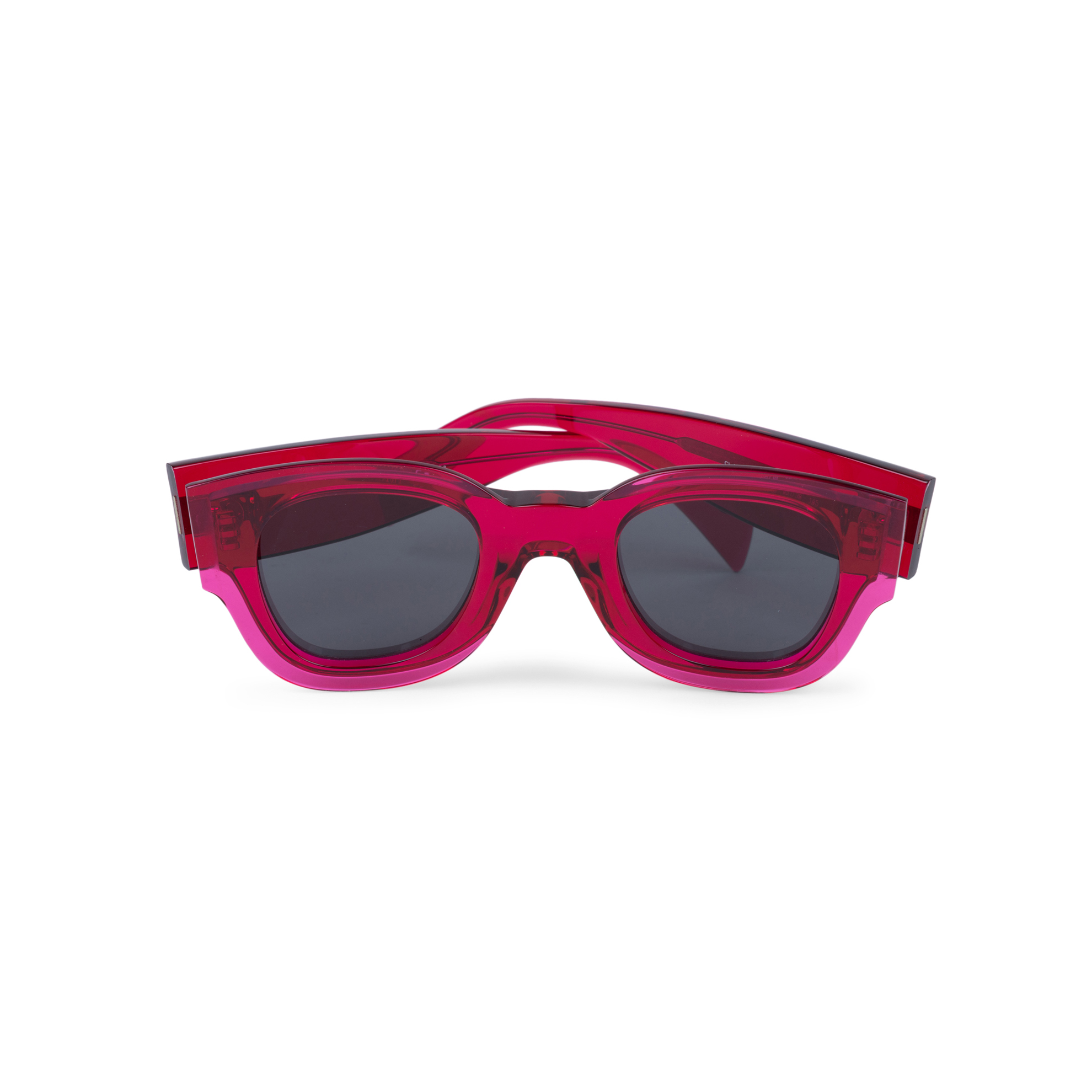 fbc45cdedec2 Authentic Second Hand Céline Zoe Fuschia Sunglasses (PSS-559-00003 ...