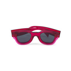 Zoe Fuschia Sunglasses
