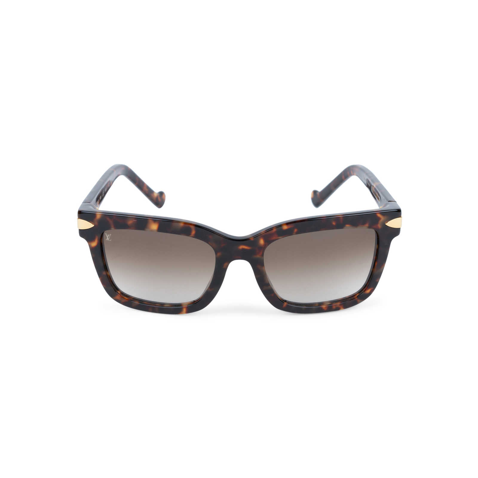 7c73071627 ... Authentic Second Hand Louis Vuitton Tortoise Shell Sunglasses  (PSS-559-00006) ...
