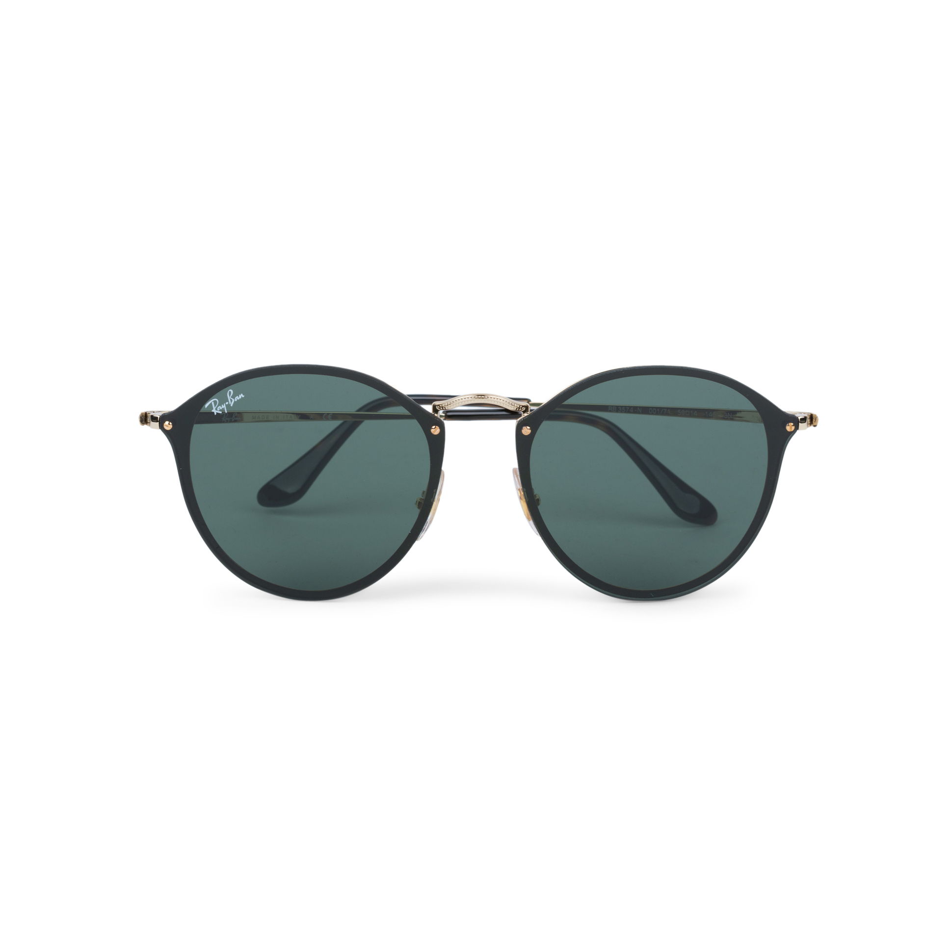 5e5074e16b Authentic Second Hand Ray Ban Blaze Round Sunglasses (PSS-559-00013 ...