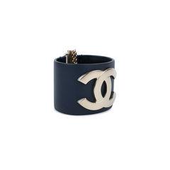 Chanel leather cuff bracelet 2?1540799355