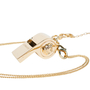 Authentic Second Hand Versace Medusa Whistle Chain Necklace (PSS-559-00007) - Thumbnail 4