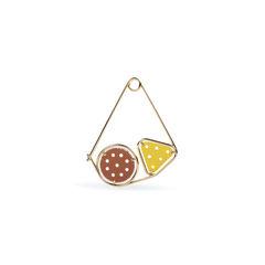 Loewe double meccano pin broncead 2?1540799538