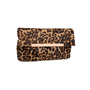 Authentic Pre Owned Joie Helena Hair Calf Clutch (PSS-559-00014) - Thumbnail 1