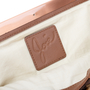 Authentic Pre Owned Joie Helena Hair Calf Clutch (PSS-559-00014) - Thumbnail 5