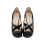 Authentic Second Hand Jimmy Choo Patent Cut Out Pumps (PSS-565-00013) - Thumbnail 0