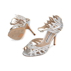 Manolo blahnik caprona leather sandals 2?1540800955