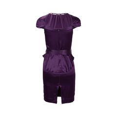 Robert rodriguez purple frill dress 2?1540801118