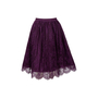 Authentic Pre Owned Alice + Olivia Perkins Pouf Skirt (PSS-270-00034) - Thumbnail 0