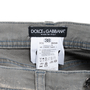 Authentic Pre Owned D&G Grey Skinny Jeans (PSS-270-00037) - Thumbnail 2