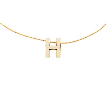 Authentic Second Hand Hermès Pop H Necklace (PSS-551-00002)