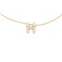 Authentic Pre Owned Hermès Pop H Necklace (PSS-551-00002) - Thumbnail 0