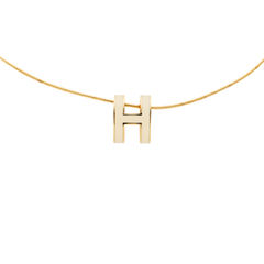 Pop H Necklace