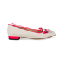 Authentic Second Hand Charlotte Olympia Sunkissed Kitty Embroidered Flats (PSS-569-00010) - Thumbnail 4
