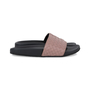 Authentic Pre Owned Bottega Veneta Intrecciato Speedster Slides (PSS-569-00022) - Thumbnail 4