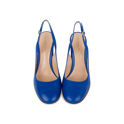 Authentic Second Hand Gianvito Rossi Slingback Pumps (PSS-569-00031)