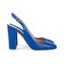 Authentic Second Hand Gianvito Rossi Slingback Pumps (PSS-569-00031) - Thumbnail 4