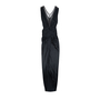 Authentic Pre Owned Yves Saint Laurent Mesh Jersey Gown (PSS-534-00014) - Thumbnail 0