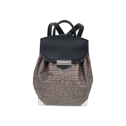 Authentic Pre Owned Alexander Wang Prisma Skeletal Backpack (PSS-569-00002)
