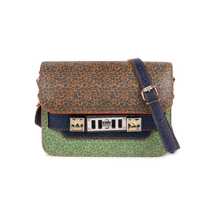 Authentic Pre Owned Proenza Schouler PS11 Mini Classic (PSS-569-00003)