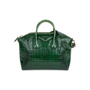 Authentic Pre Owned Givenchy Crocodile Embossed Medium Antigona (PSS-569-00006) - Thumbnail 0