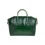 Authentic Pre Owned Givenchy Crocodile Embossed Medium Antigona (PSS-569-00006) - Thumbnail 2