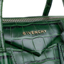 Authentic Pre Owned Givenchy Crocodile Embossed Medium Antigona (PSS-569-00006) - Thumbnail 6