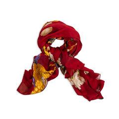 Lalique femmes fleur silk scarf 8?1541576420