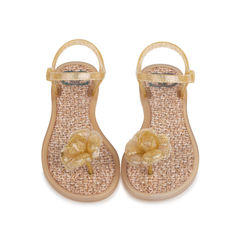 Camellia Glitter Sandals