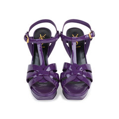 Purple Tribute Sandals