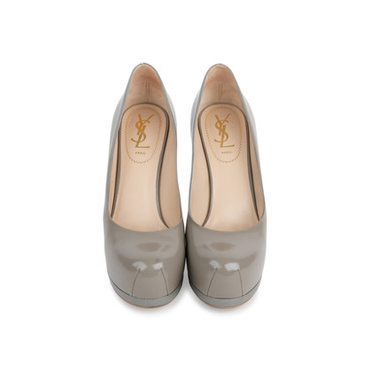 Authentic Pre Owned Yves Saint Laurent Tribtoo Pumps (PSS-566-00076)