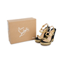 Authentic Pre Owned Christian Louboutin Suede Cataclou 140 Wedges (PSS-566-00079) - Thumbnail 6