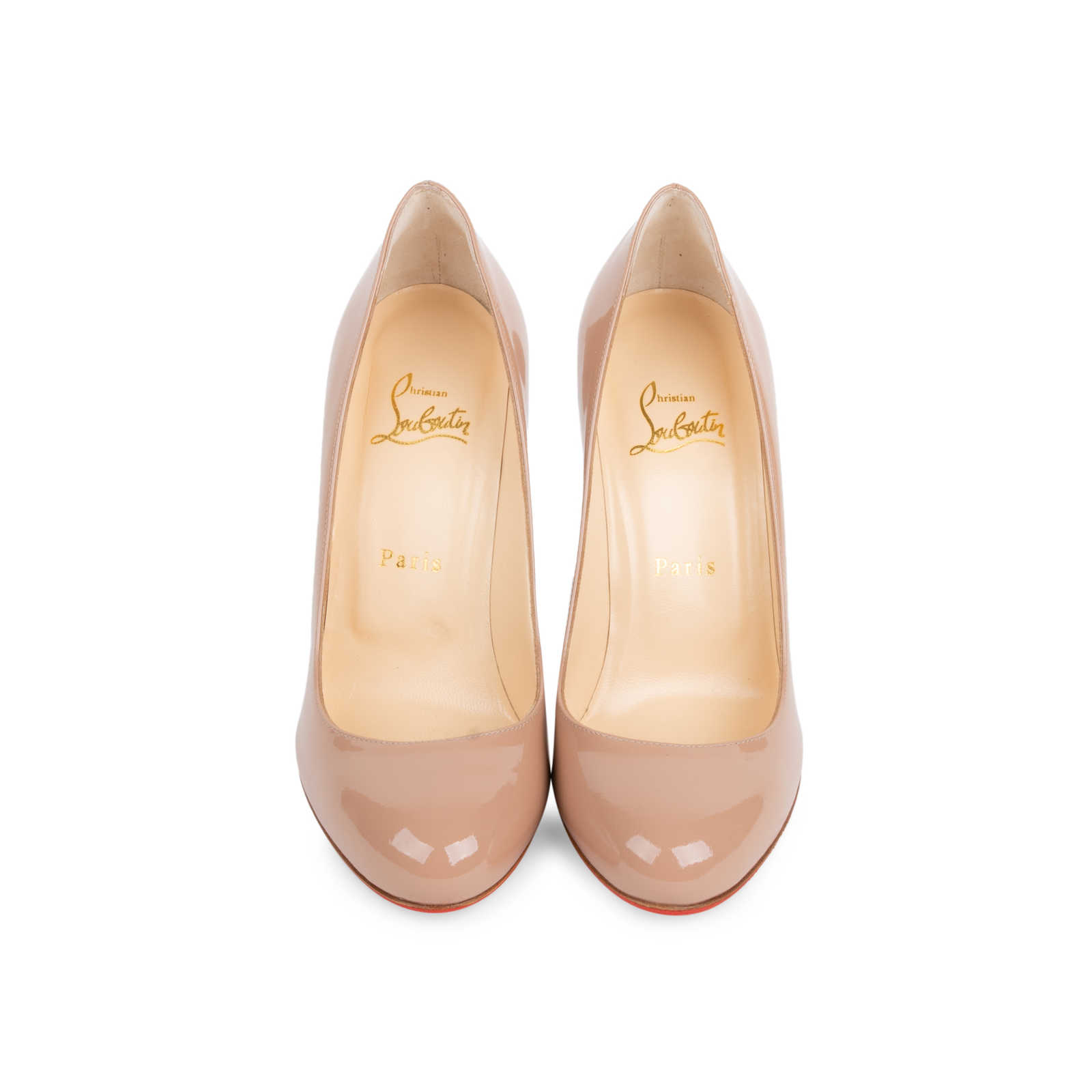 cd5b51f0935 Authentic Second Hand Christian Louboutin Fififa 100 Pumps (PSS-566 ...