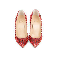 Poppy Follies Spikes 100 Pumps
