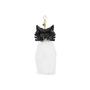 Authentic Second Hand Miu Miu Fur Cat Key Ring (PSS-355-00026) - Thumbnail 1