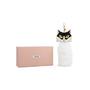 Authentic Second Hand Miu Miu Fur Cat Key Ring (PSS-355-00026) - Thumbnail 7