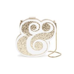 Wedding Belles Ampersand Clutch